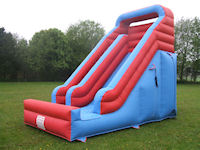 bouncy slide hire in southport