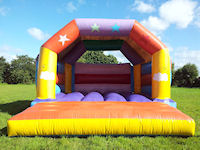 Inflatable castle hire in southport