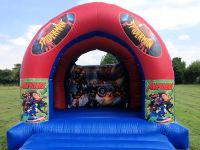 Marvel Bouncy castle hire in southport