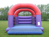 bouncy castle hire southport