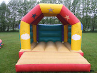 Inflatable hire in southport