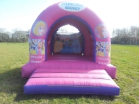 Inflatable castle hire around southport